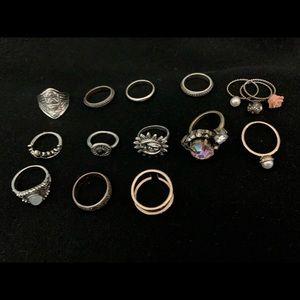 Handful of Rings